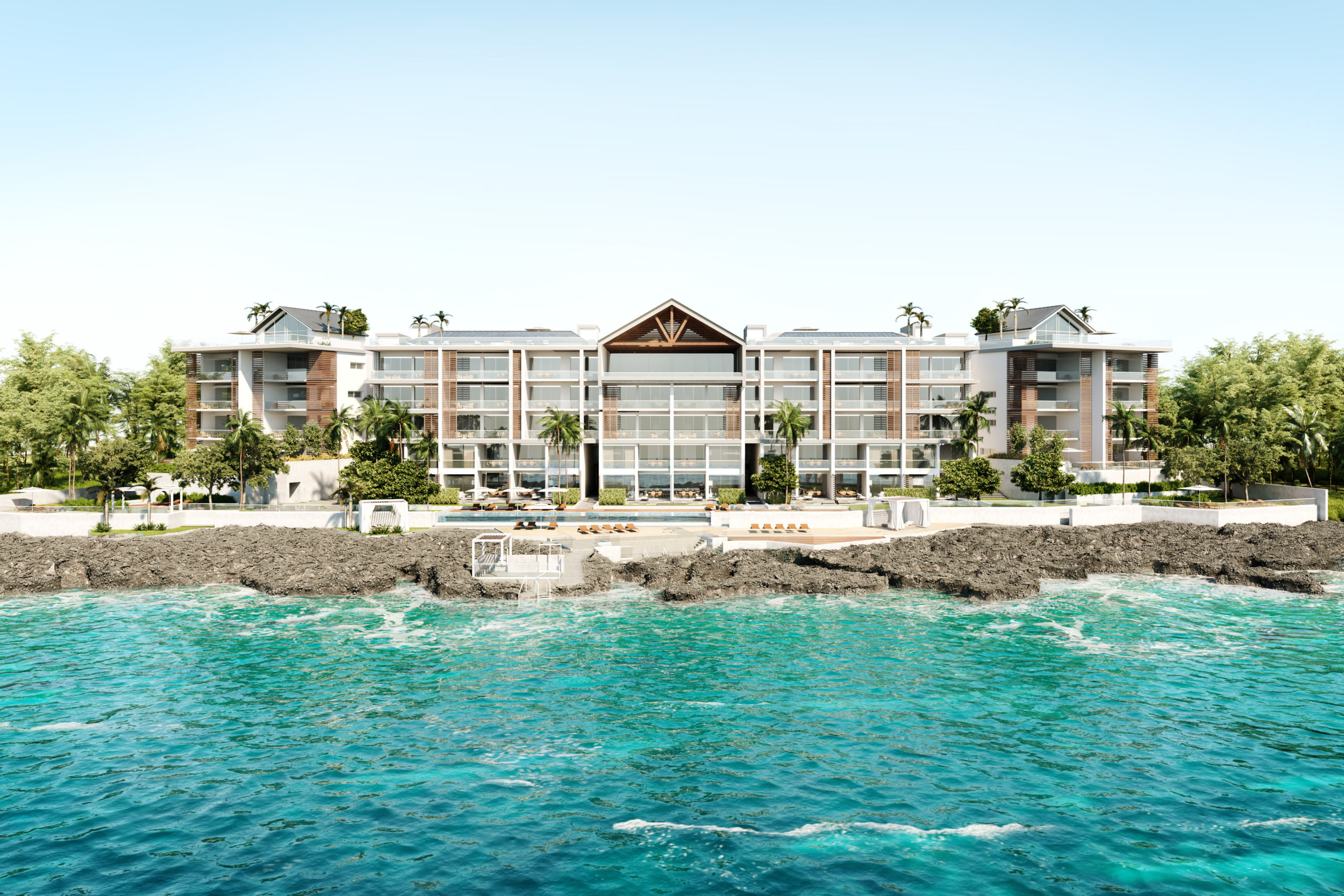 Dolphin Point Club, The newest development in The Cayman Islands